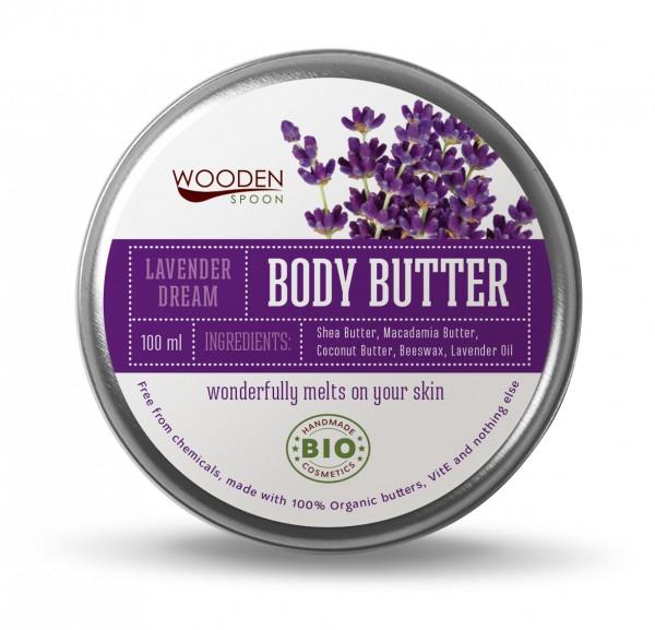 Körper Butter Lavendel