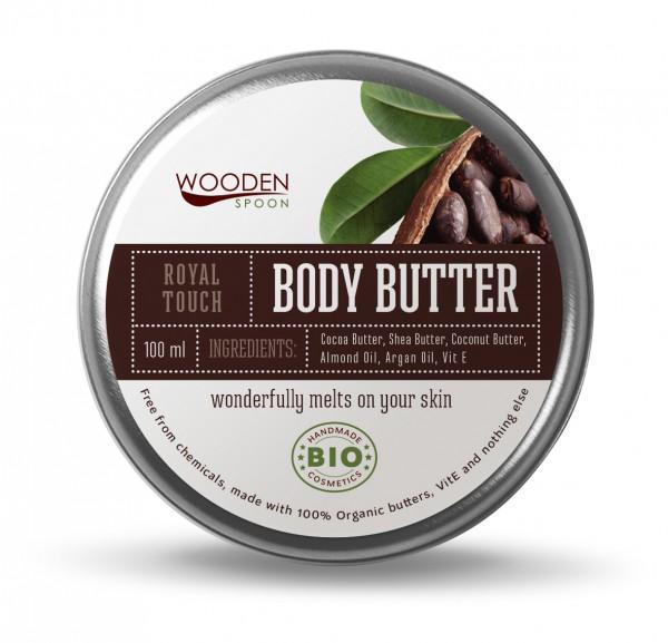 Körper Butter Royal Touch
