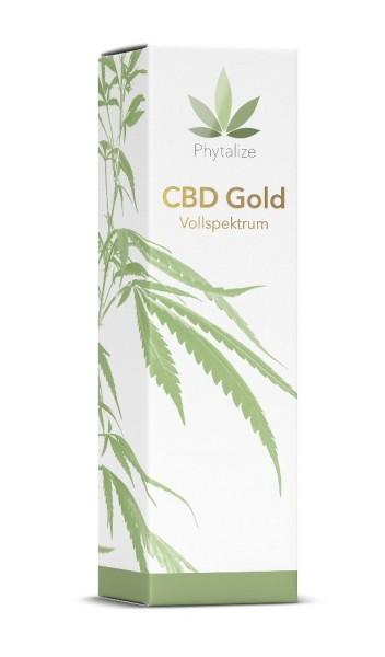 CBD Gold Vollspektrum 2%, 30ml Sprühdosierer