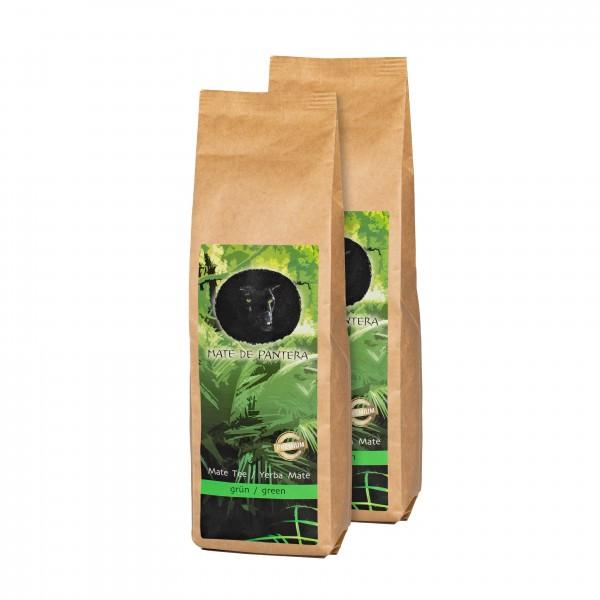 """Mate Tee """"grün"""", Vorteils-Doppelpack, Premium"""