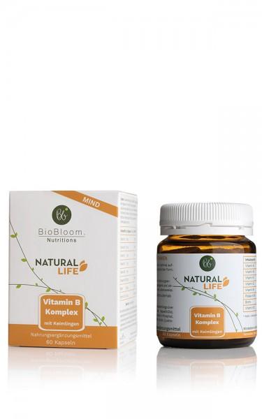 Vitamin B Komplex – Natural Mind