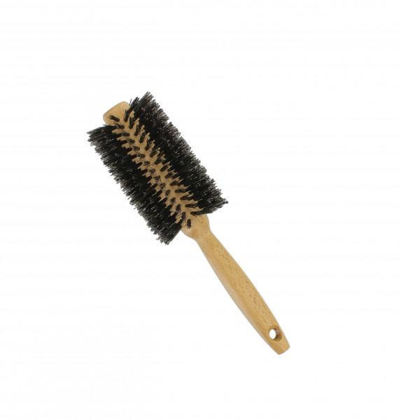 Rundbürste, dichtes und langes Haar, Stylen und Pflegen, 100% Natur
