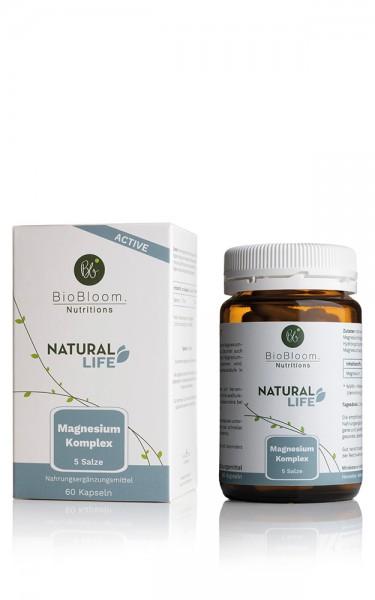 Magnesium Komplex - Natural Active